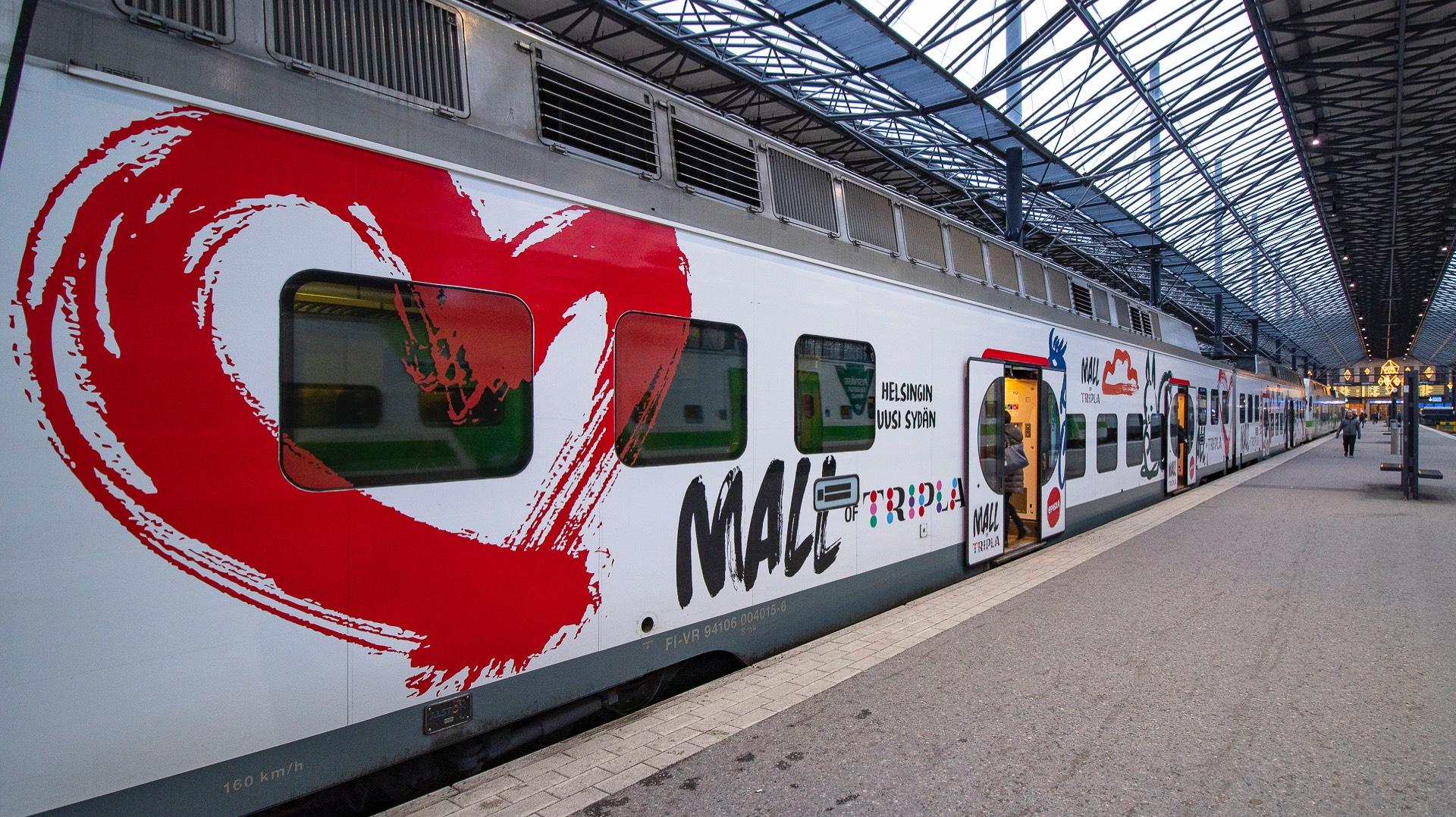 Kokoteipattu juna